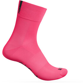 GripGrab Lightweight SL Cycling Socks Fluo Pink